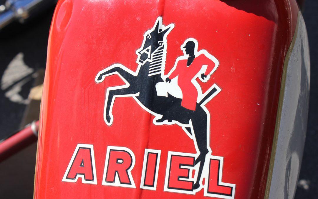 Rebuilding the Ariel