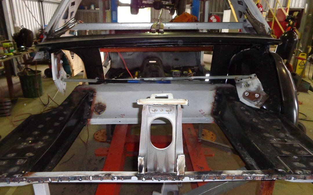 Mustang Rebuild Part IV