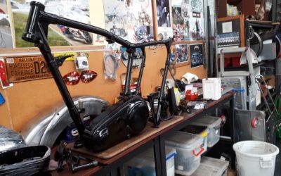 Norton M50 Project, Part III