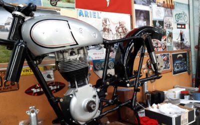 Norton M50 Project, Part IV.