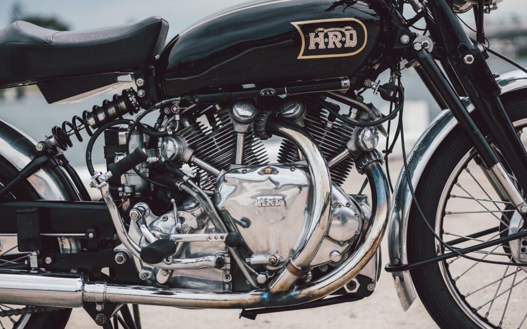 Vincent HRD owner's review,  10,000 kilometres